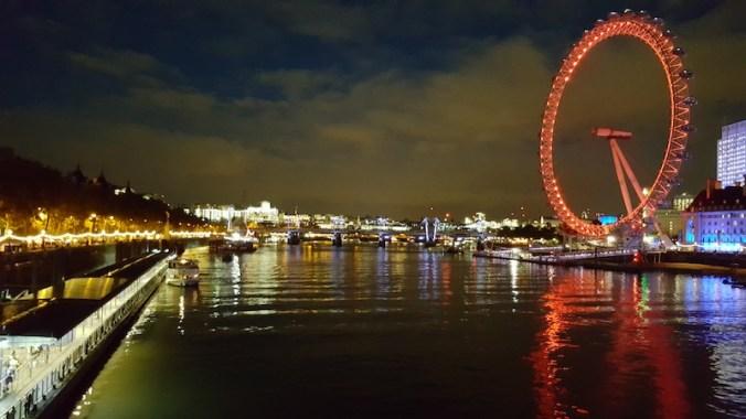 London Eye, la grande roue