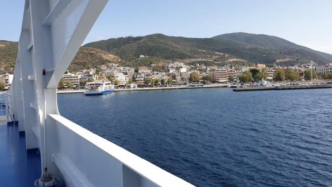 Ferryboat Arkitsa Edipsos