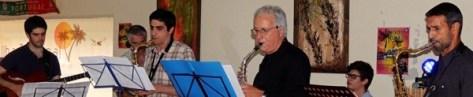L'Happy Jazz Combo à l'Ilha Tropical, 29 sept. 2013