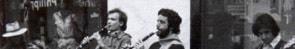 Jazzmen Tea à Union Square, San Francisco-mars 1977