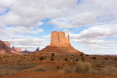 Monument Valley Navajo Tribal Park, LB