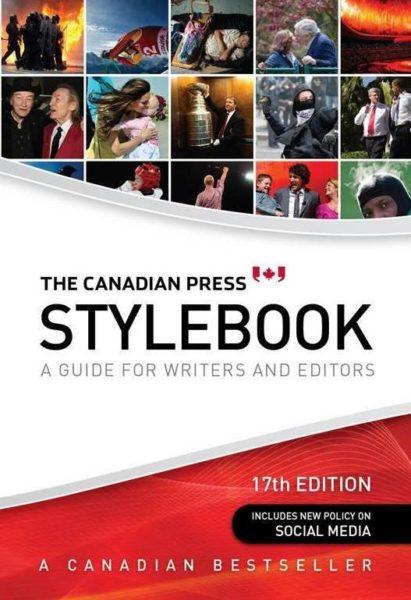 CanadianPressStylebook