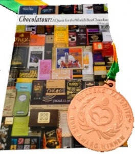 Chocolatour: A Quest for the World's Best Chocolate Book Cover