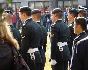 Legion Remembrance Day McGill