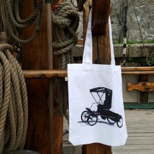 Free clothing repairs on this Ecopositive Classic Car Bag