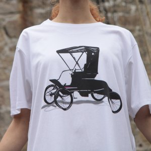 Ford Runabout Classic Car T-Shirt