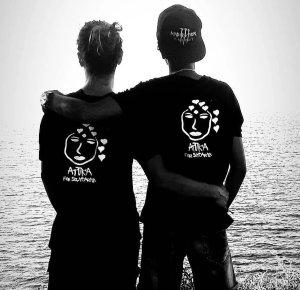 Attika Human Support t-shirts