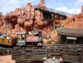 Magic Kingdom Big Thunder Mountain RR