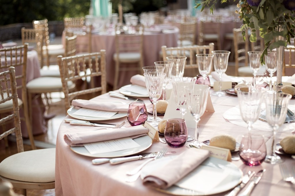 deco, wedding, flowers