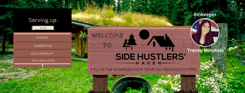 Side Hustlers' Haven Facebook Community