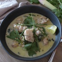 Thai Green Chicken Curry - treat your tastebuds