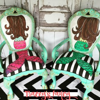 Mermaid Chairs