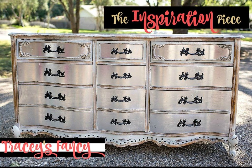 Silver Dresser Inspiration Piece | Tracey's Fancy