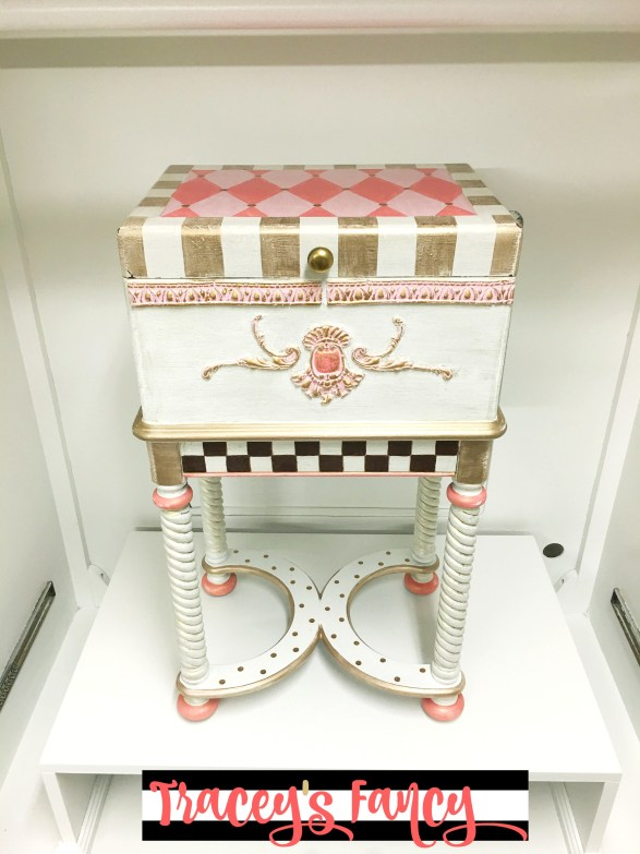 Repurposed Cigar Box | Tracey's Fancy