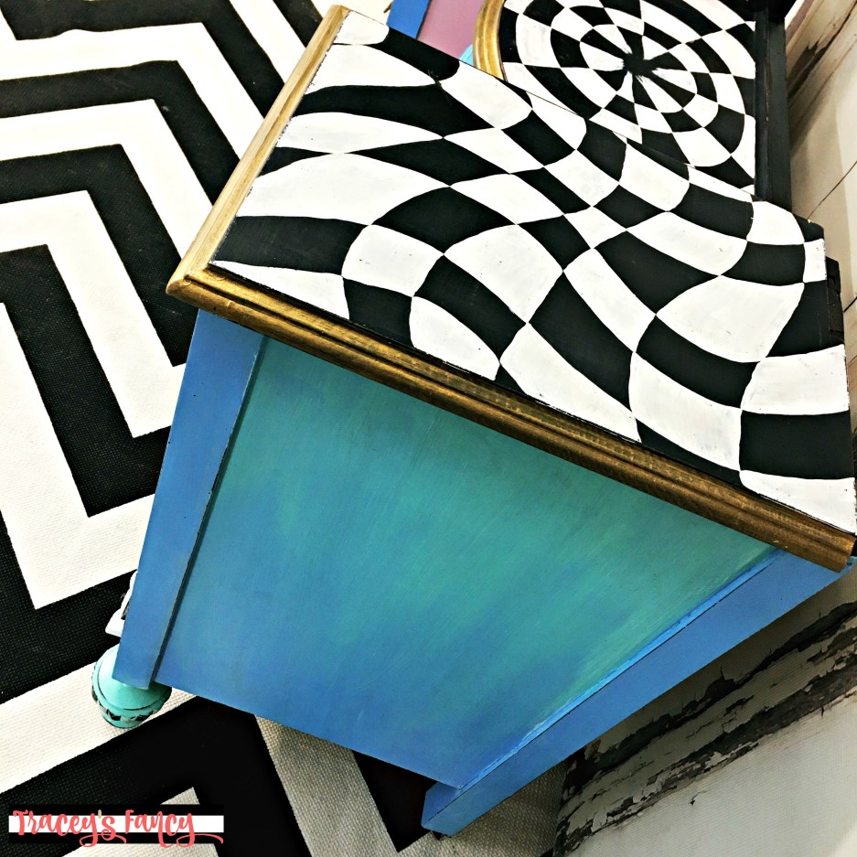 Painted Blended Furniture by Tracey's Fancy