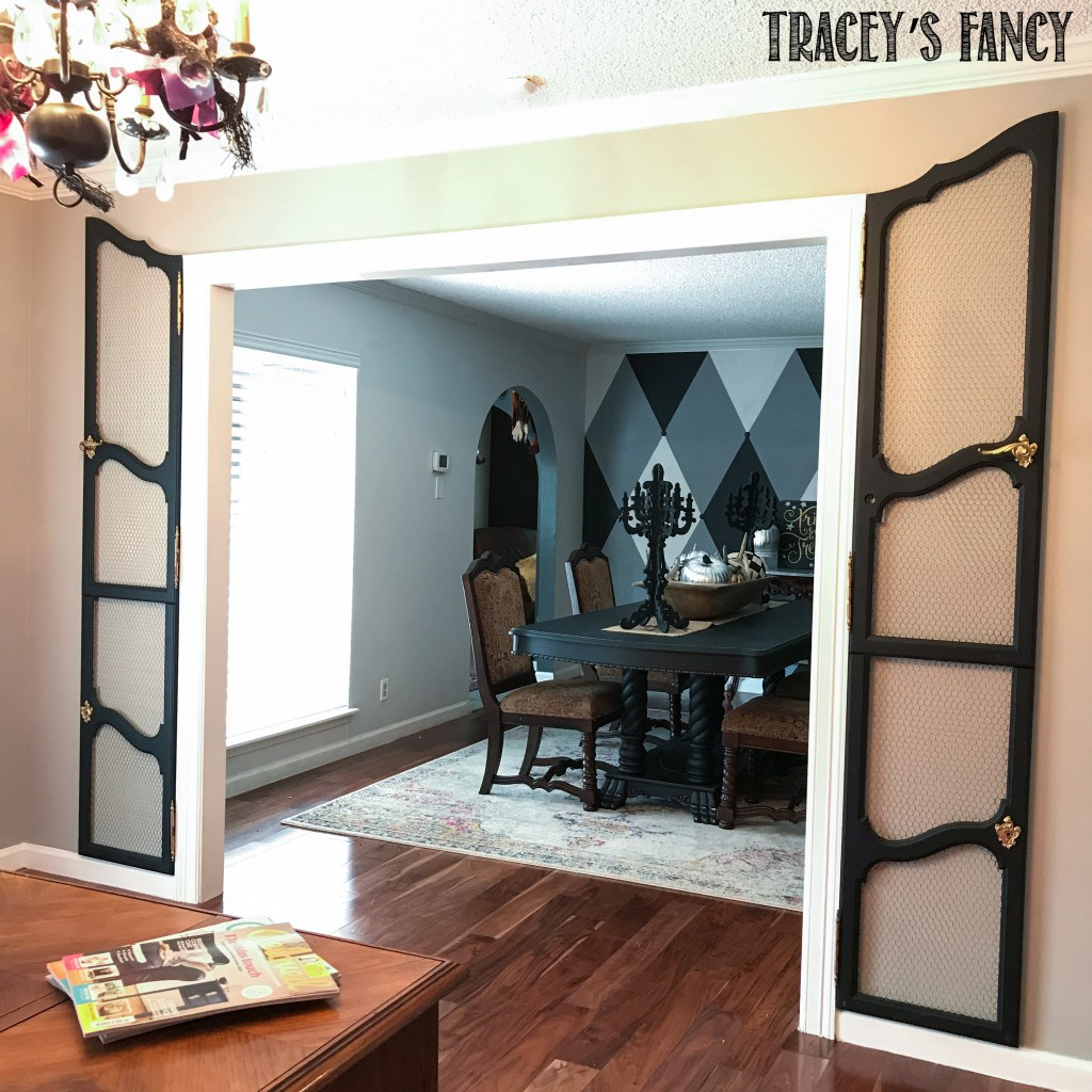Decorative Wall Shutters-Tracey's Fancy4