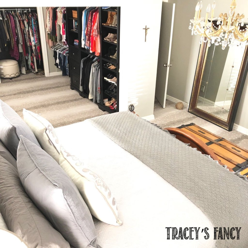 Master Bedroom Dressing Room Reveal Tracey S Fancy