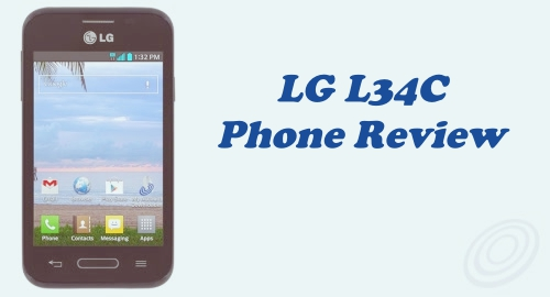 Tracfone LG L34C Optimus Fuel Phone Review