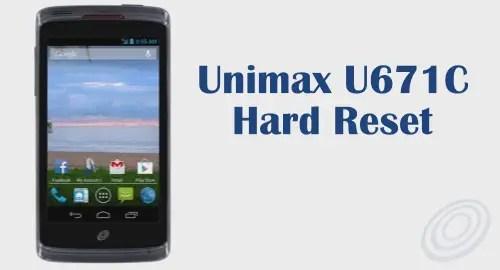 How to Factory Reset / Hard Reset Tracfone Unimax U671C MAXPatriot