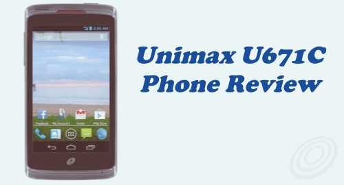 Tracfone Unimax U671C MAXPatriot Phone Review