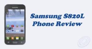Tracfone Samsung S820L Galaxy Core Prime Review
