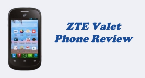 Tracfone ZTE Valet (Z665C) Review (Specs and Feature)