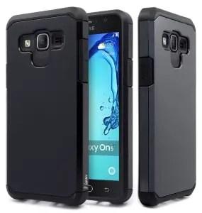 Samsung Galaxy On5 Heavy Duty Case by NageBee
