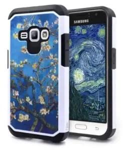 Samsung Galaxy Luna Heavy Duty Hybrid Case by NageBee