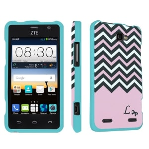 ZTE Paragon Fashionable Hard Case by DuroCase