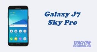 TracFone Samsung Galaxy J7 Sky Pro Tracfoneusermanual