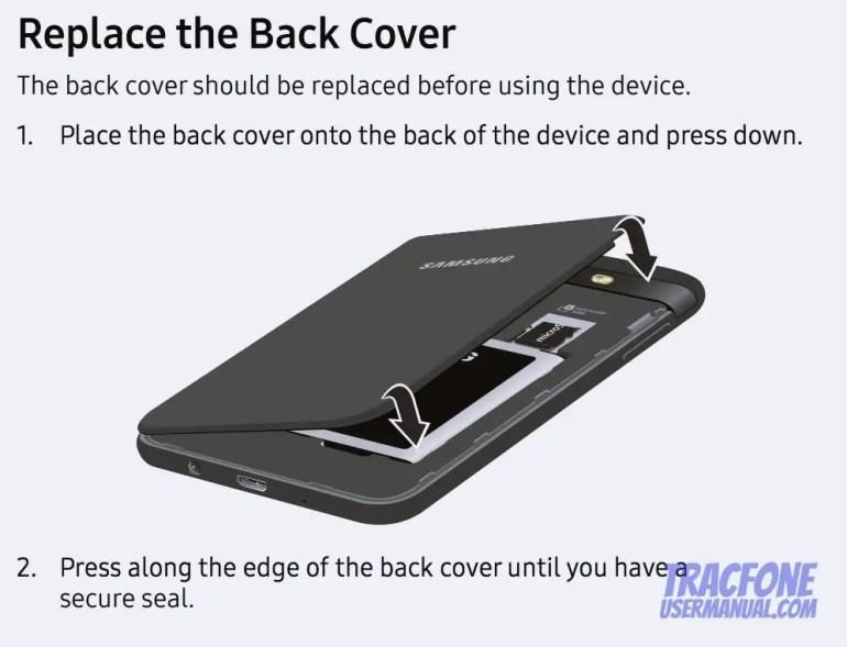 Galaxy Luna Pro Replace Cover
