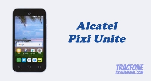 How to Boot Into Recovery Mode on TracFone Alcatel Pixi