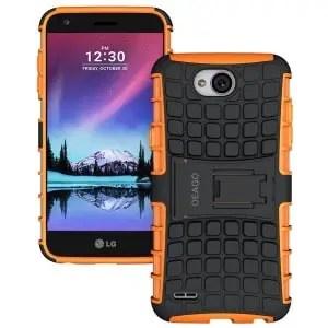 LG Fiesta LTE Heavy Duty Case by OEAGO