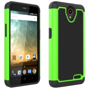 ZTE ZFive 2 Slim Hard Case by CoverON