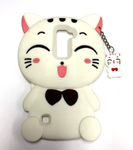LG Stylo 3 Fortune Cat Case by XKAUDIE