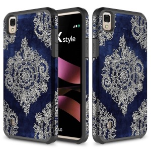 LG X Style Moroccan Floral Case by TownShop