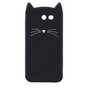 Samsung Galaxy J3 Luna Pro Cute 3D Kitty Case by Rockxdays