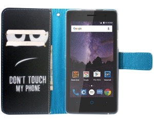 ZTE Majesty Pro Wallet Flip Case by Harryshell