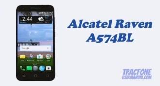 TracFone Alcatel Raven LTE User Manual (Updated)