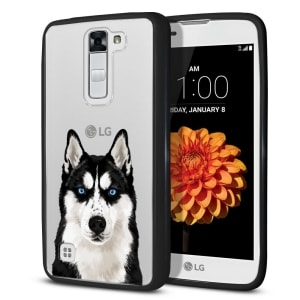 LG K7 TPU Silicone Case by FINCIBO