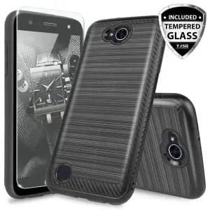 LG Fiesta 2 Carbon Fiber Case by TJS