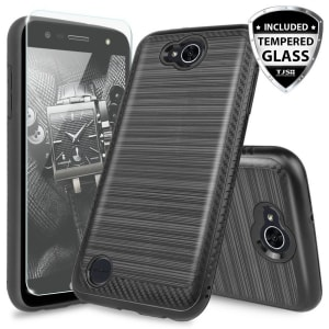LG Fiesta 2 Carbon Fiber Case by TJS