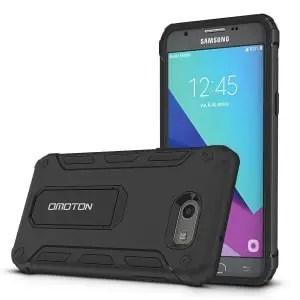 Samsung Galaxy J3 Prime Slim Fit Case by OMOTON