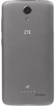 TracFone ZTE ZMAX ONE back view