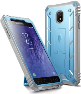 Galaxy J3 Orbit Heavy Duty Case by Poetic