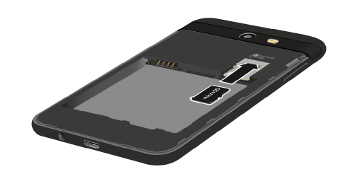 How to Insert Memory Card in Samsung Galaxy J3 Luna Pro