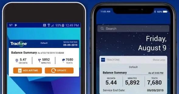 How to Display TracFone Balance on Phone Screen