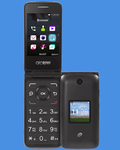 Alcatel MyFlip / Go Flip User Manual and Tutorial (TracFone)