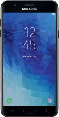 Samsung Galaxy J7 Crown Front View