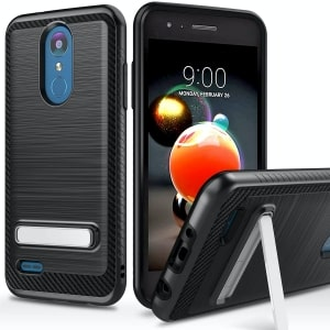 LG Rebel 4 Shock-Absorption Protective Cover by Androgate